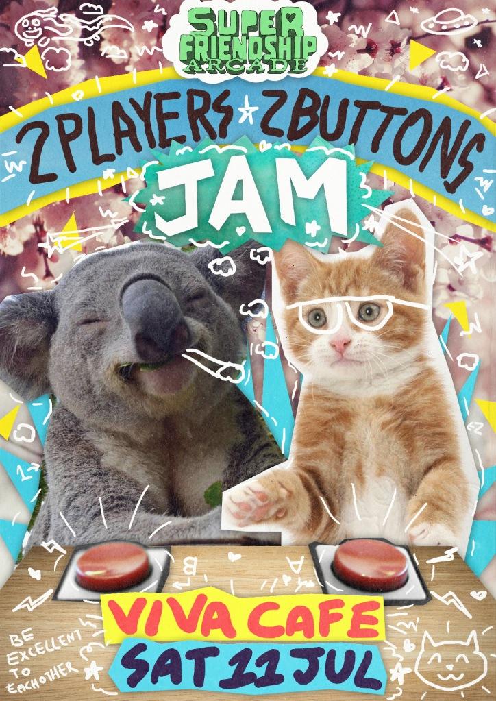2 button jam